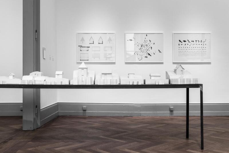 714 Foto S AM «Vorstellungen - Junge Schweizer Architekten» Vécsey Schmidt Architekten