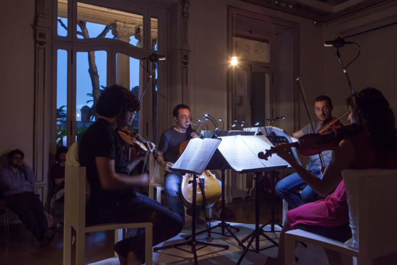 Syncope Extension 3 Musiker Innen