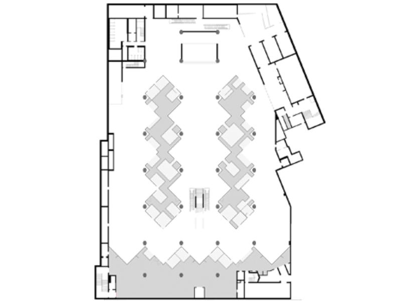 Swiss Art Award Floorplan